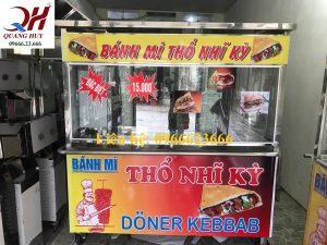 Xe bánh mì Thổ Nhĩ Kỳ 1m2