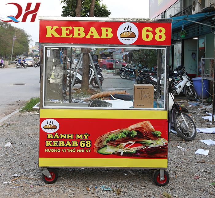 Xe bánh mì thổ nhĩ kỳ 68 (lộc phát) sản xuất và phân phối bởi Quang Huy