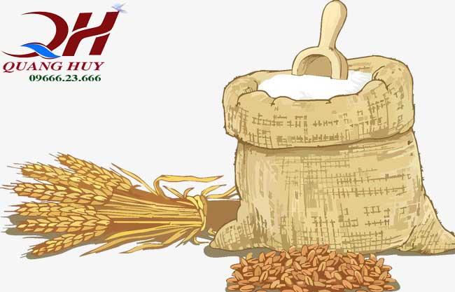 Dextrose làm từ lúa mì và ngô