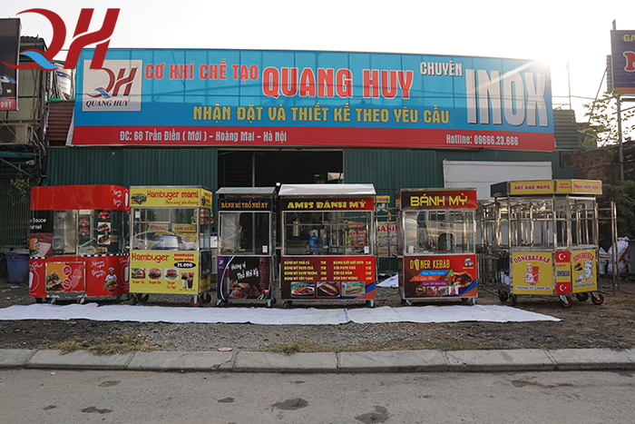Ngoài ra, tại Quang Huy còn rất nhiều mẫu sản phẩm cho bạn có thể chọn lựa
