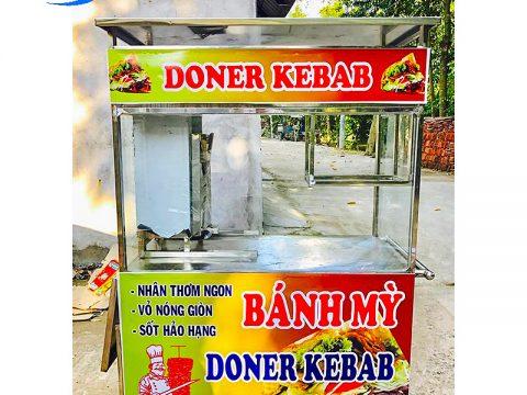 Tại sao bạn nên chọn chiếc Xe bánh mì Thổ Nhĩ Kỳ 1m2 để bắt đầu khởi nghiệp kinh doanh