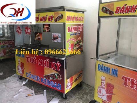 Chiếc Xe bánh mì Thổ Nhĩ Kỳ 1m5 chất lượng và rẻ nhất thị trường