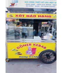 Xe bánh mì thổ nhĩ kỳ 1m5 Quang Huy
