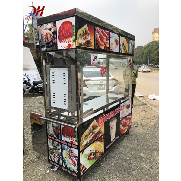 Xe bánh mì thổ nhĩ kỳ 2m Quang Huy