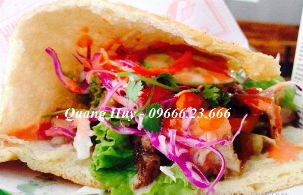 Món bánh mì Thổ Nhĩ Kỳ không còn xa lạ với người dân Việt Nam