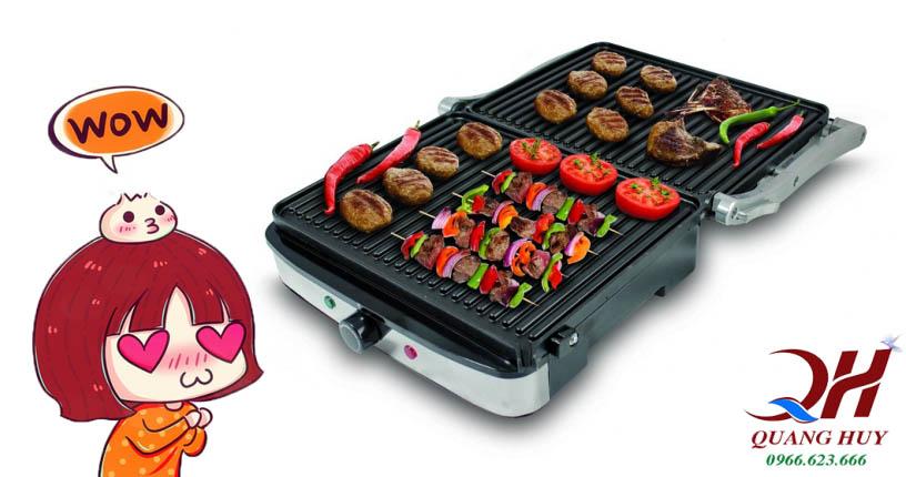 Ngoài bánh mì, chiếc máy tuyệt vời này còn nướng được nhiều loại đồ ăn khác nhau nữa