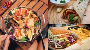 Doner kebab với nhiều hình thức khác nhau mà có thể bạn chưa biết???