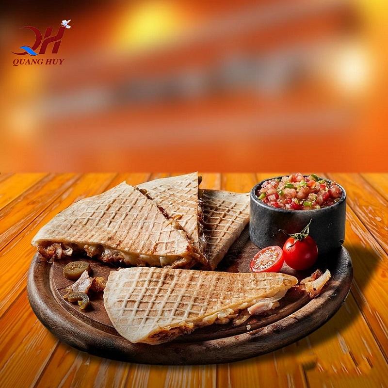Bánh mì tam giác – một loại Doner kebab truyền thống