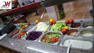 Các nhân tố ảnh hưởng đến món Doner Kebab