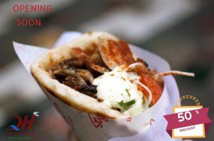 Khai trương bánh mì Thổ Nhĩ Kỳ giảm giá đến 50% !!!
