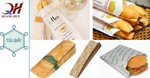 Thế nào là giấy gói bánh mì?