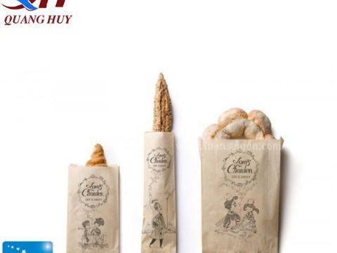 [Mách Bạn] Địa Chỉ Mua Giấy Gói Bánh Mì Đẹp, Giá Rẻ?