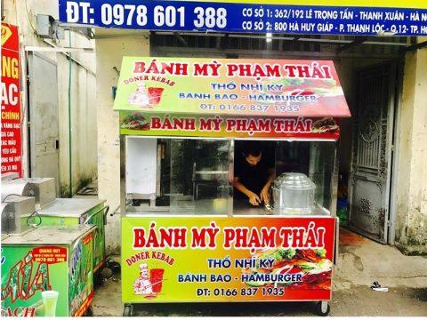 Mách Bạn Những Gợi Ý Để Nổi Bật Cửa Hàng Bánh Mì Doner Kebab