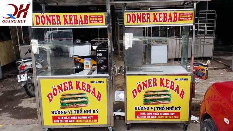 Sở hữu ngay xe bánh mì Thổ Nhĩ Kỳ Quang Huy với mức giá ưu đãi nhất