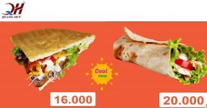 Goki kebab giá rẻ đến bất ngờ