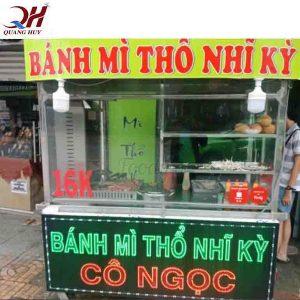 Bánh mì cô Ngọc nổi tiếng tại quận Tân Bình
