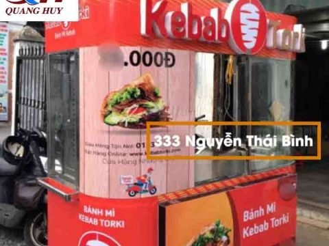 Khám Phá Khu Kinh Doanh Bánh Mì Thổ Nhĩ Kỳ Tại Quận Tân Bình
