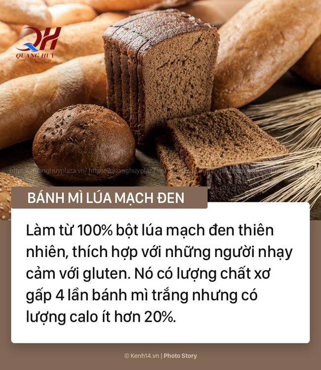 Bánh mì đen rất tốt cho sức khỏe người sử dụng