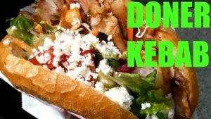 """Kinh doanh bánh mì Doner kebab – bánh mì Thổ Nhĩ Kỳ - """"một vốn – bốn lời"""""""