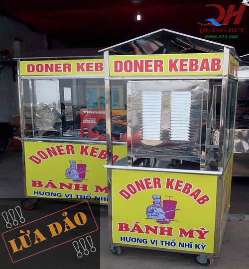 Mua thanh lý xe bánh mì Thổ Nhĩ Kỳ là lừa đảo như bạn nghĩ có đúng không???