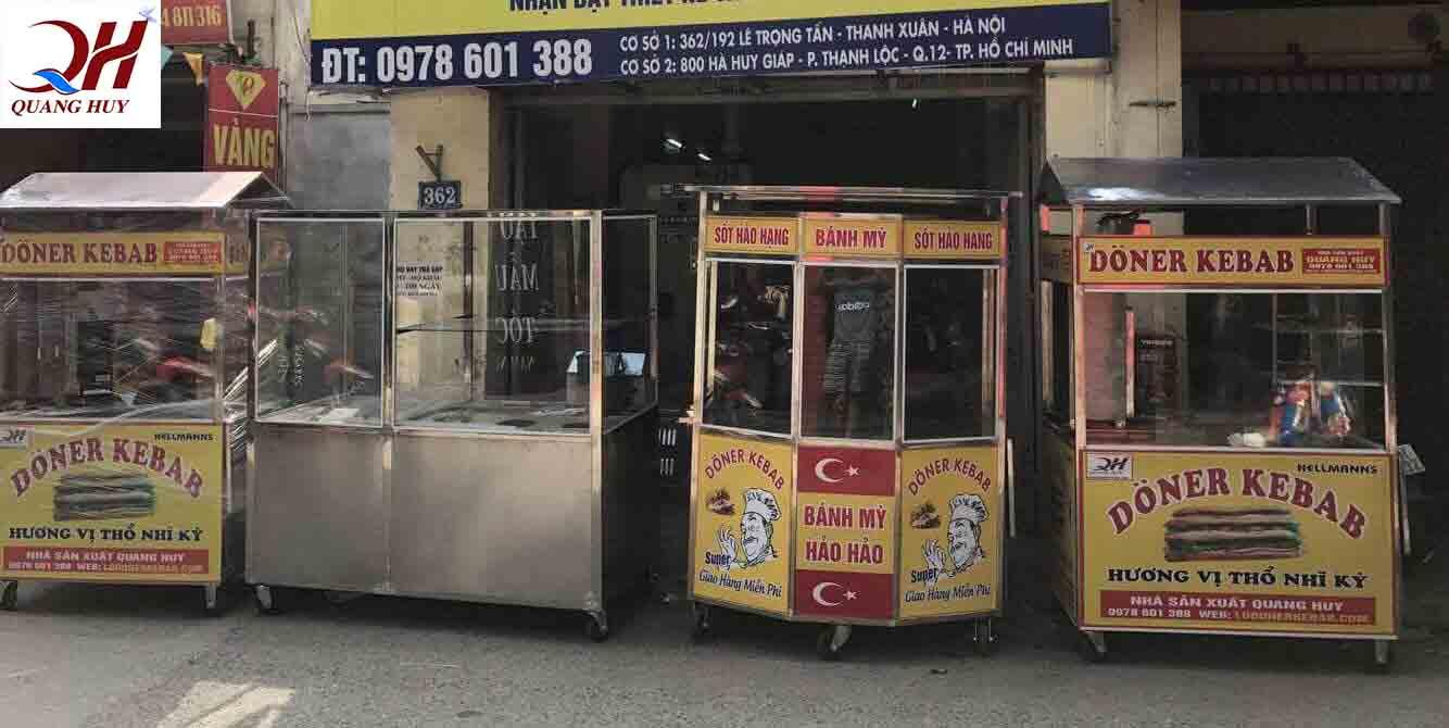 Một số mẫu xe bánh mì Thổ Nhĩ Kỳ thông dụng nhất hiện nay