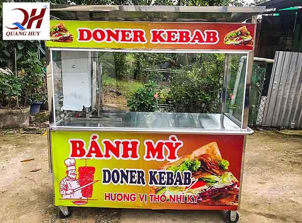 Tại sao lại bỏ qua xe bánh mì Thổ Nhĩ Kỳ mới để mua xe bánh mì Thổ Nhĩ Kỳ cũ???