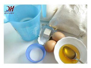 Các nguyên liệu cần thiết để làm món bánh mì đen bổ dưỡng
