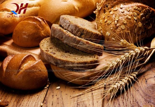 Bánh mì đen là loại thực phẩm rất tốt cho sức khỏe