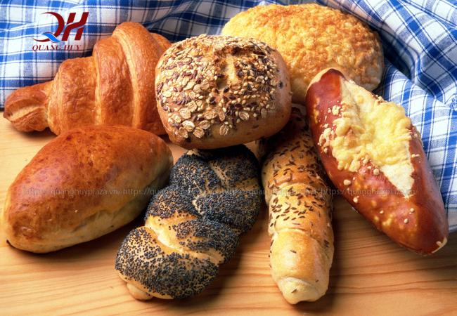 Các loại bánh mì đen đều rất tốt cho sức khỏe