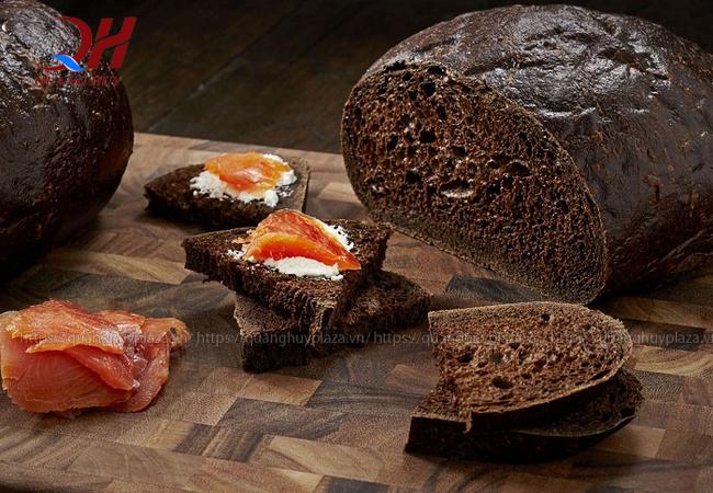 Loại bánh mì đen phổ biến trên toàn thế giới
