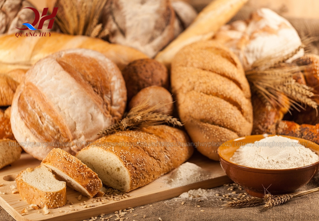 Bánh mì là món ăn phổ biến nhưng không phải ai cũng hiểu về hàm lượng dinh dưỡng của nó