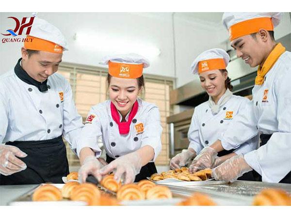 Học làm bánh mì ở Hà Nội