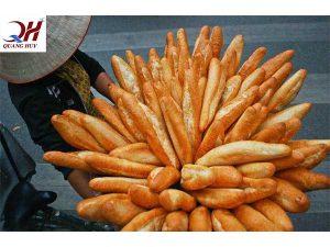 Một ổ bánh mì nặng bao nhiêu gram