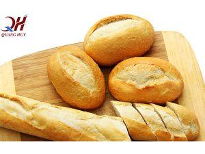 Nướng bánh mì ở nhiệt độ bao nhiêu