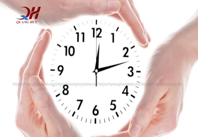 Thời gian phục vụ khách hàng chậm