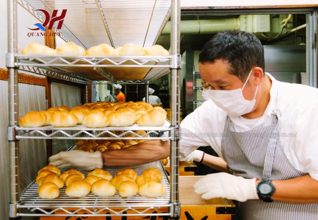 Kinh doanh bánh mì đen còn chưa được phổ biến