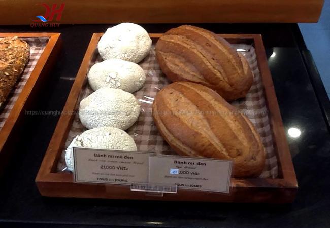 Tại sao bạn không sử dụng bánh mì đen để kinh doanh thu lợi nhuận hiệu quả ?