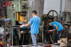 Những sản phẩm của Quang Huy luôn được làm trên dây chuyền công nghệ cao