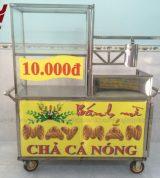 Xe Bánh Mì Chả Cá 1M5