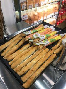 Bánh mì que hải phòng