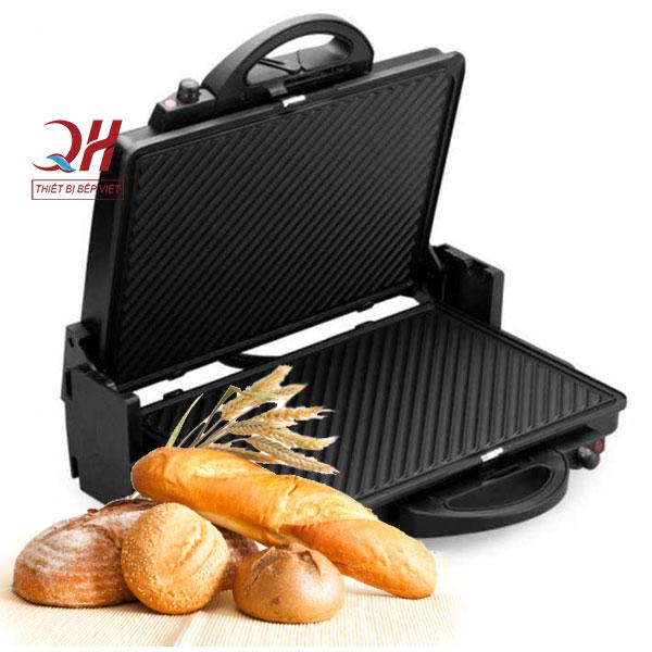 Máy ép bánh mì cho năng suất hoạt động tuyệt vời