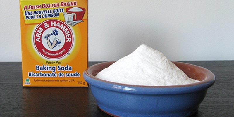 Sử dụng baking soda để làm sạch lò nướng hiệu quả