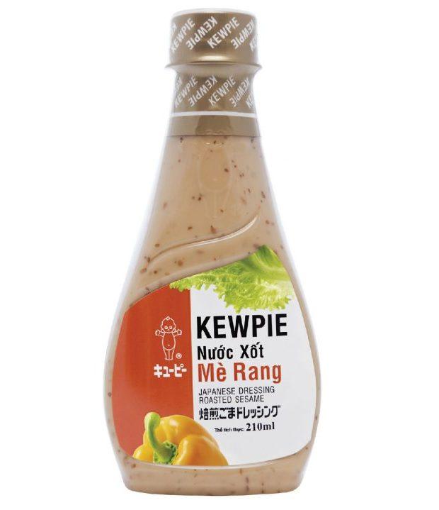 Lọ nước sốt hảo hạng cho món bánh mì sốt mè