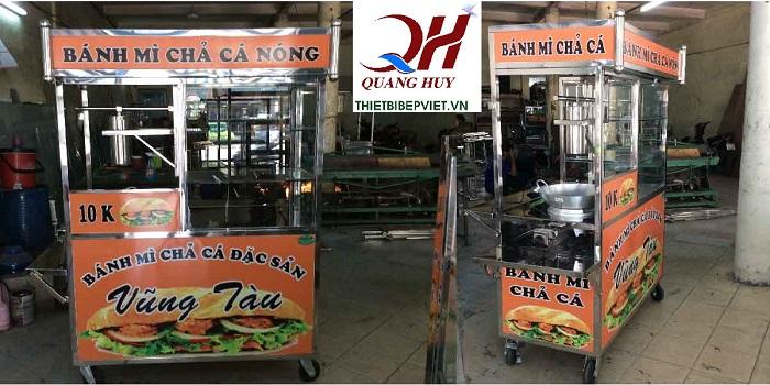 Mách bạn mua xe bánh mì chả cá chính hãng tại Đồng Nai 3