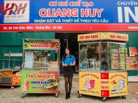 Quang Huy – xưởng gia công inox theo yêu cầu tại Hà Nội giá rẻ