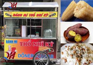 Tìm hiểu cấu tạo thiết kế xe bánh mì Thổ Nhĩ Kỳ 2