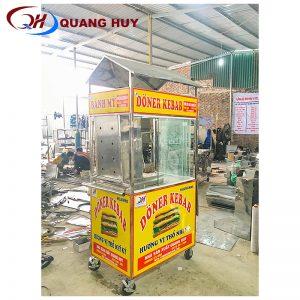Địa chỉ bán xe bánh mì chính hãng tại Hà Nội 6