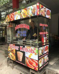 Tại sao lò nướng thịt doner kebab chính hãng có tuổi thọ hơn 10 năm? 3
