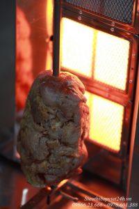 Lò nướng bánh mì doner kebab tự động có gì nổi bật? 1