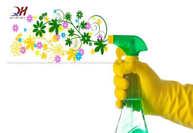 Cách vệ sinh đúng cách cho sản phẩm
